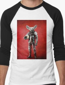 Space is calling Men's Baseball ¾ T-Shirt