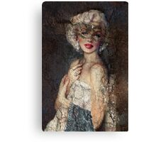 MM Venice Canvas Print