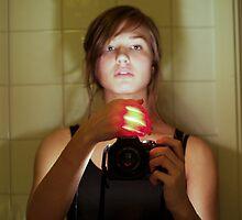 Experimenting. by Rebecka Wärja
