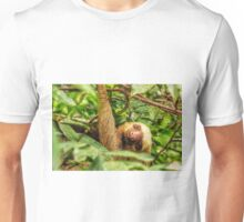 Smiley Sloth Unisex T-Shirt