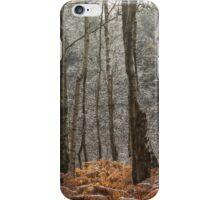 Diamonds in the trees iPhone Case/Skin