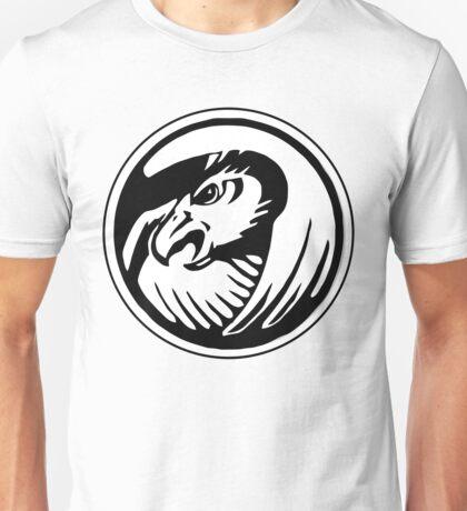 Ninja White Unisex T-Shirt