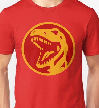 Dino Red Unisex T-Shirt