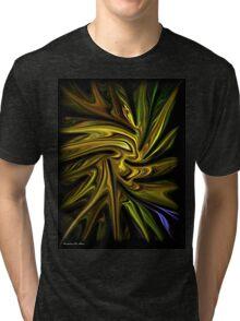 Goldenrod Tri-blend T-Shirt
