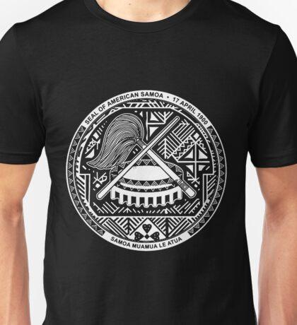 Amerika Sāmoa Unisex T-Shirt