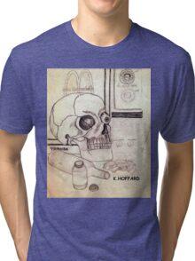 Death Tri-blend T-Shirt