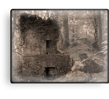 The Old Mill Metal Print