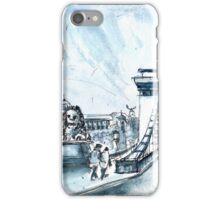 Chain Bridge In Budapest iPhone Case/Skin