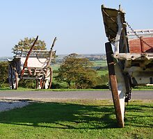Farm Wagons Yorkshire by mhensby
