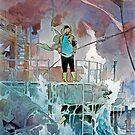 Capitaine Haddock by MatiasBergara