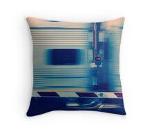 Long Train Running Throw Pillow