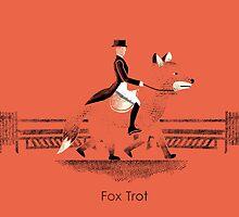 Fox Trot by andrewsteger
