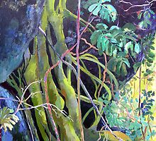 Fig Roots by Virginia McGowan