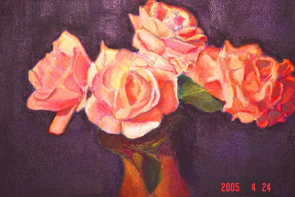 Five Roses by ralphvog