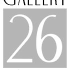 Gallery 26 Logo by Gallery 26