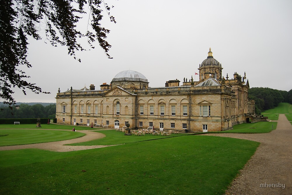 Castle Howard House by mhensby