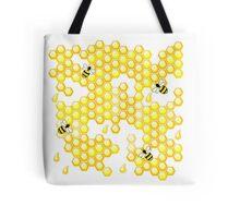 Gooey Honeycomb Tote Bag