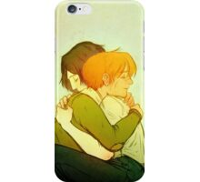 moony and padfoot iPhone Case/Skin