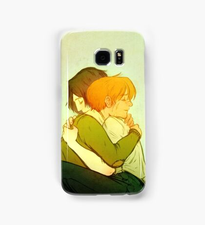 moony and padfoot Samsung Galaxy Case/Skin