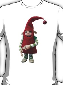 Happy Holiday Helper - Xmas Elf  T-Shirt