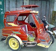 Motor Vehicle by treybor