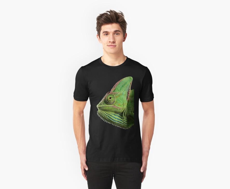 chameleon I by blepharopsis