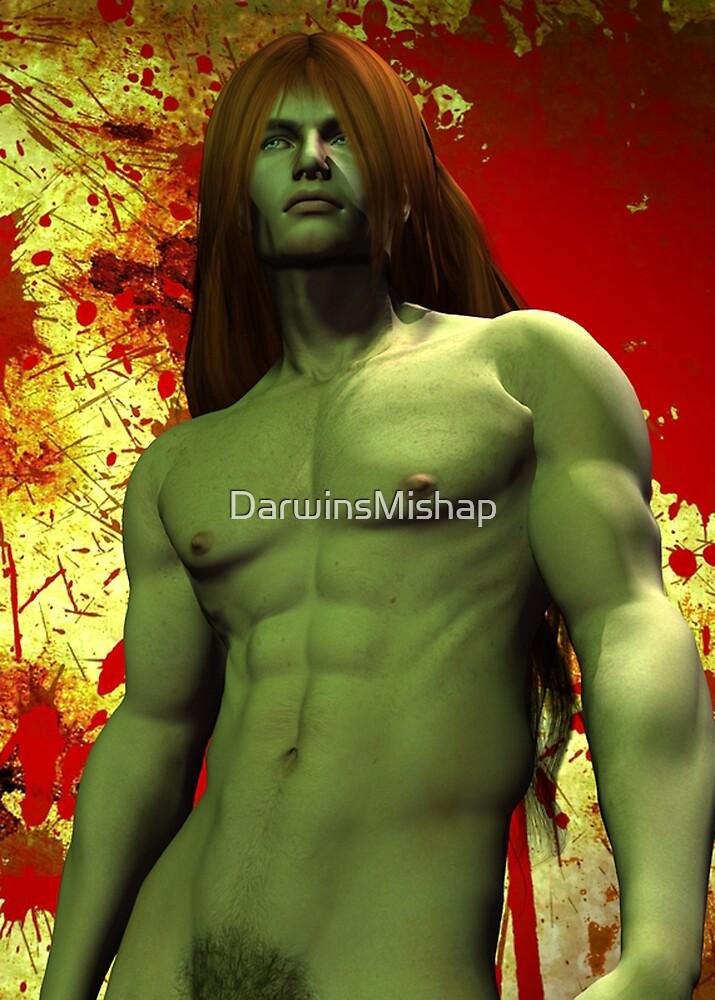 Damian Carrion by DarwinsMishap