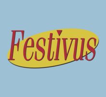 festivus (red) Kids Clothes