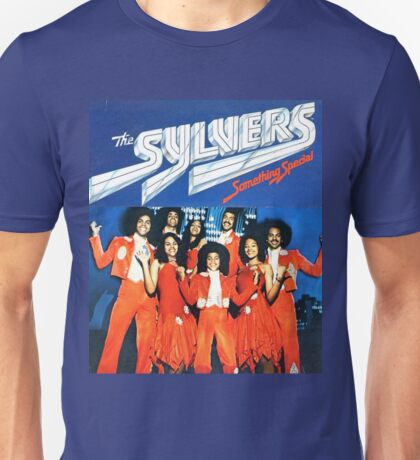 THE SYLVERS: HOT LINE Unisex T-Shirt