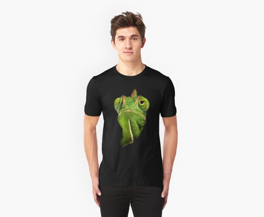 chameleon III by blepharopsis