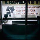 Laundrette No#11 by Bronek Kozka