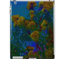 Retro Flowering Gum Tree iPad Case/Skin