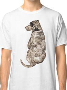 Mans Best Friend Classic T-Shirt