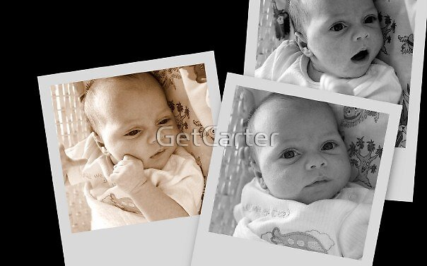 Little Lior Collage  by GetCarter