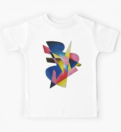 Abstraction Kids Tee