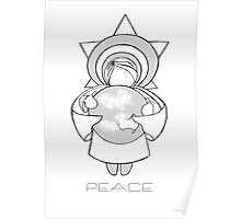 Peace A Christmas Wish Poster