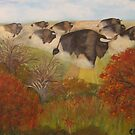 Where buffalo roamed free by cruserart