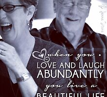 Abundant Life... with Amy Ferris and iKen by MoxieMe