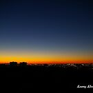 Sunset 2007 by Larry Llewellyn