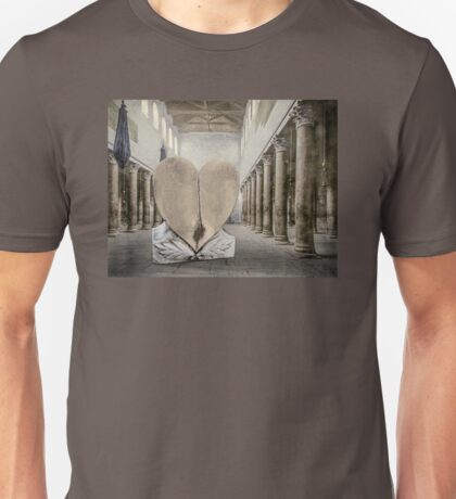 At the Colonnade Unisex T-Shirt