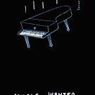 Music Wanted by David Barneda