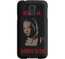 Beth Greene Deserved Better. Samsung Galaxy Case/Skin