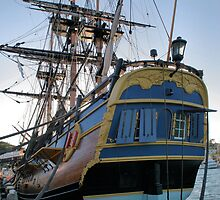 Young Endeavour by craignoble