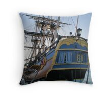 Young Endeavour Throw Pillow