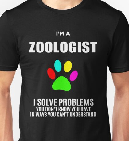 ZOOLOGIST  Unisex T-Shirt