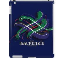 MacKenzie Tartan Twist iPad Case/Skin