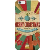 Moxie Christmas and a Moxielicious New Year iPhone Case/Skin