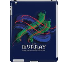Murray Tartan Twist iPad Case/Skin