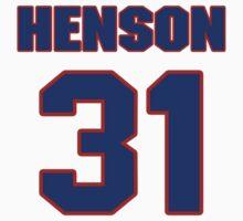 Basketball player John Henson jersey 31 by imsport