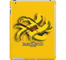 MacLeod Tartan Twist iPad Case/Skin